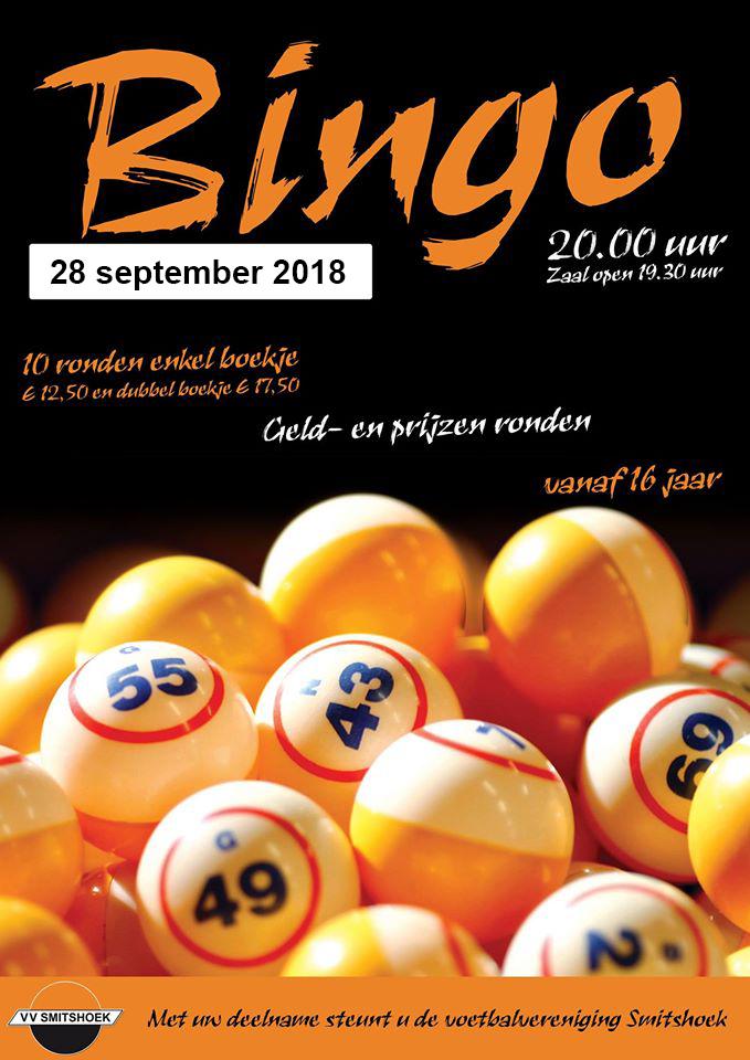 Bingo vv Smitshoek
