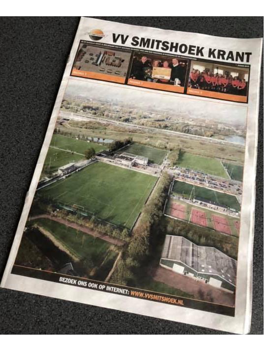 De Smitshoek krant