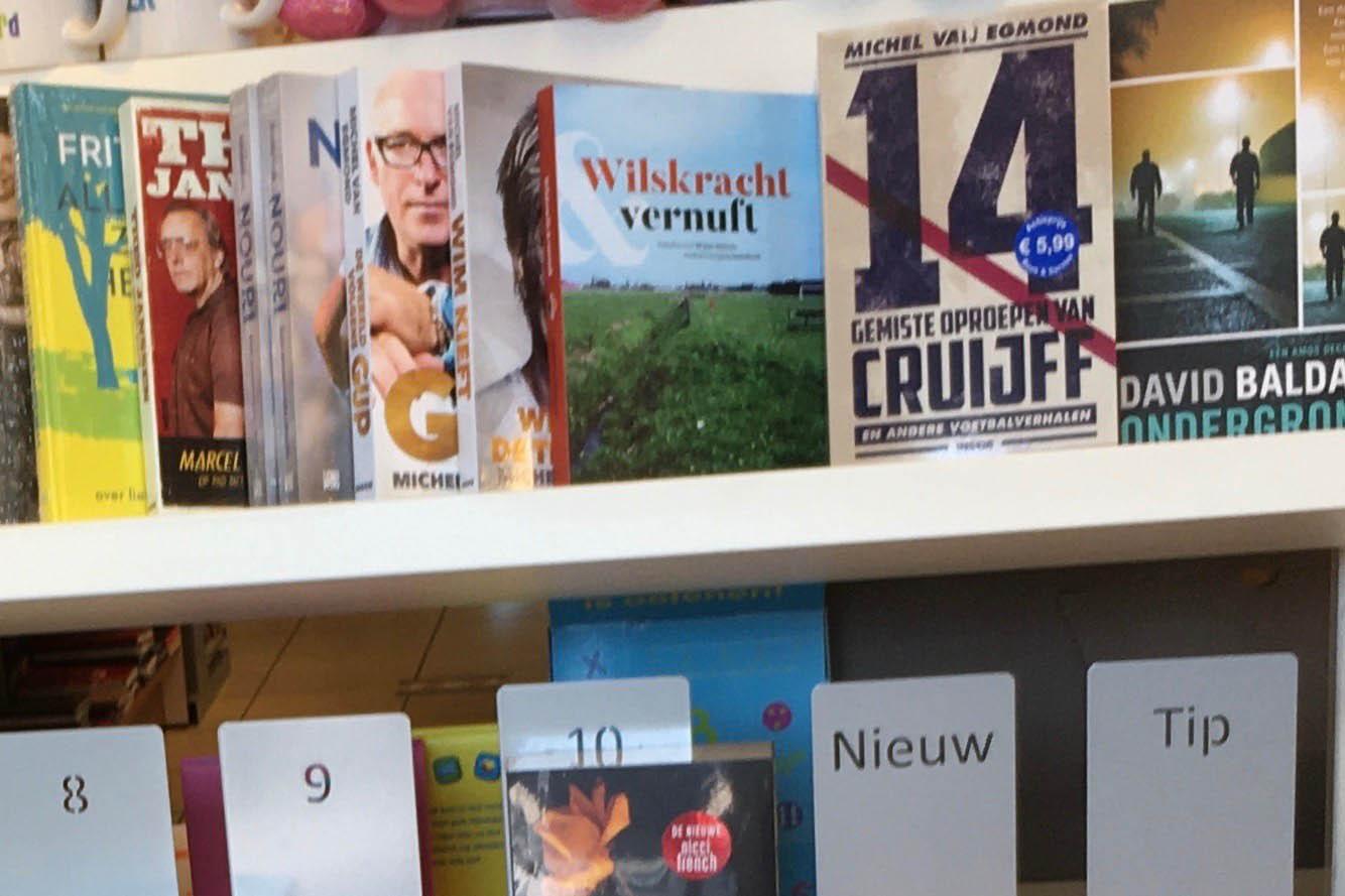 Wilskracht & Vernuft in de Boekwinkel.