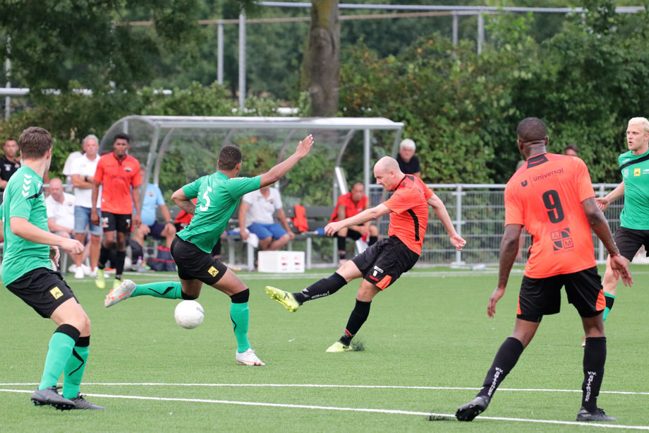 Smitshoek verliest op eigen toernooi van Heerjansdam