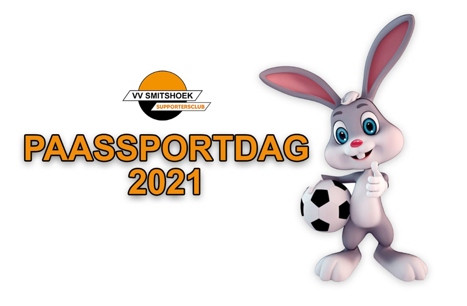 Supportersclub Paassportdag 27 maart.
