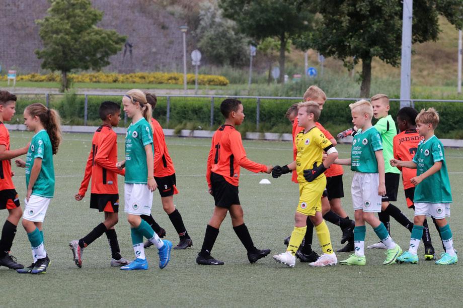 Excelsior teams bij Smitshoek