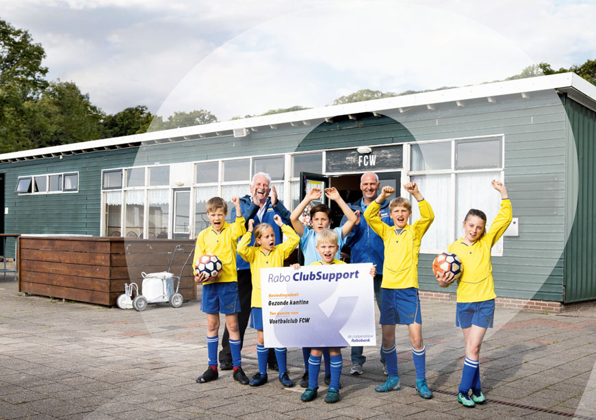 Rabobank Clubsupport Campagne 2021