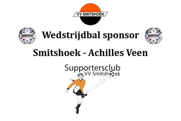 Smitshoek verliest in doelpuntenfestijn van Achilles Veen